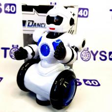 Танцующий робот Свет и звук, 0627