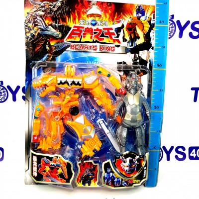 Игрушка Робот-трансформер н/б 399006/DT 46*33*6см