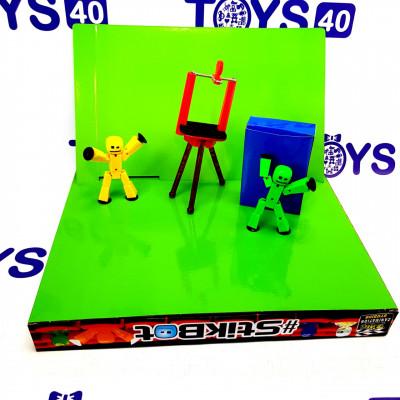 Анимационная игра Stik Bot, JM-03