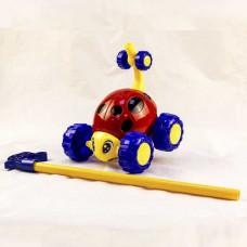 Игрушка каталка Божья коровка Toys