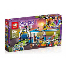 Конструктор GIRLS CLUB 364дет.01076