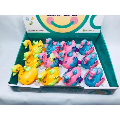 Игрушка заводная Лебедь, 636
