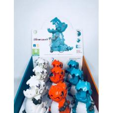 Игрушка заводная Динозавр,HY-708