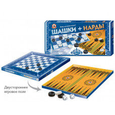 Шашки-нарды 02021/РС