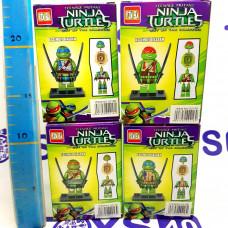 Констр.NINJA TURTLES, 0216Е
