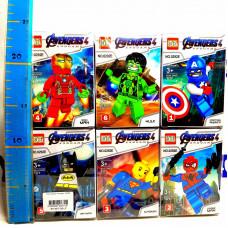 """Конструктор """"Avengers"""" 0292Е"""