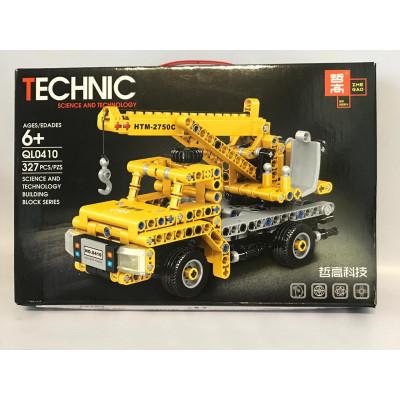 Конструктор TECHNIC 327 дет. QL0410