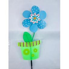 Вертушка Цветок(в вазе), 3221-10