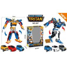 Робот 3 В 1, Tritan, 507