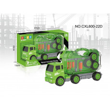 Машинка-конструктор с инструментами,CXL600-22D