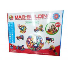 Магнитный конструктор 138 дет. 0705