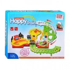 Игрушка Ж/Д н/б Happy Train 551A-7 (М)