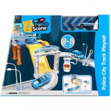 Парковка полиция с машинками и аксесс. FJ-628 B1674449