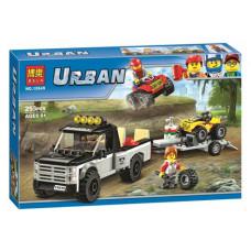 Конструктор URBAN 253дет. 10649