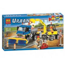 Конструктор URBAN 323дет. 10651