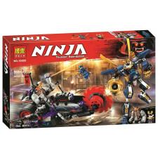 Конструктор NINJA 565 дет. 10805