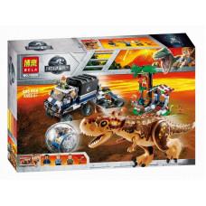 Констр. Dinosaur World,593 дет., 10926