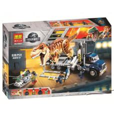 Констр. Dinosaur World, 638 дет, 10927