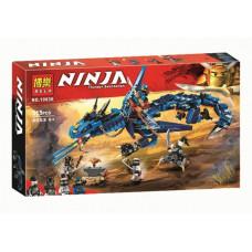 Конструктор NINJA Thunder Swordsman 10936