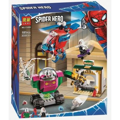 Конструктор SPIDER HERO, 11499