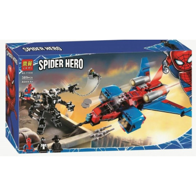 Конструктор SPIDER HERO 11500