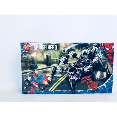 Конструктор SPIDER HERO, 11502
