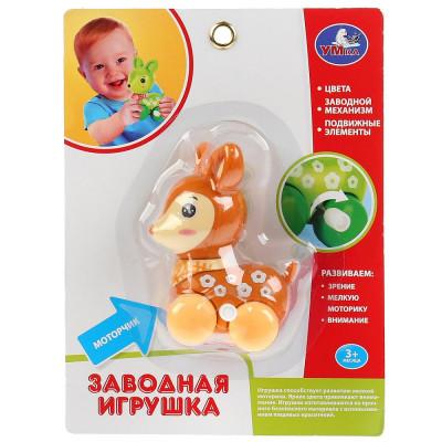 """Заводная игрушка """"Умка"""" на блист. В1592005-R"""