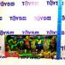 Игровой набор Черепашки Ниндзя 6шт. 16453