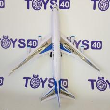 Игрушка самолет А380 в пак, 03482
