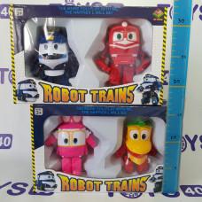 Поезд трансформер ,2 шт. DT-005-2