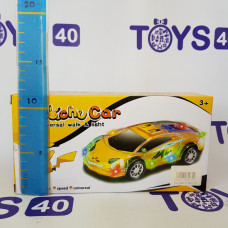 Машинка н/б Pikachu Car NO.013 (акция оптом 200)