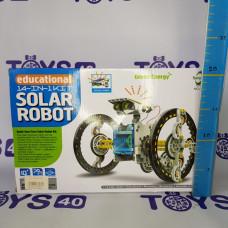 Робот-конструктор на солн.батареях Р-139
