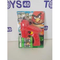 Мыльные пузыри пистолет Angry Birds 55555 (М)