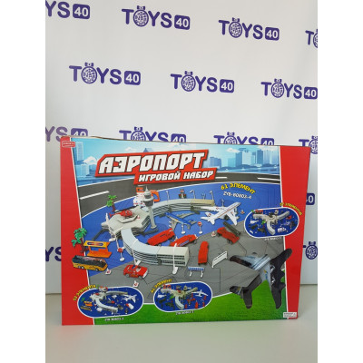 Набор Аэропорт 61 эл. в/к ZY250945 60*45*7,5см