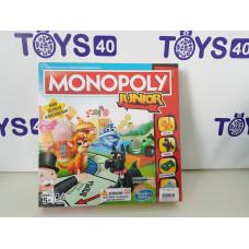 Игра Моя первая монополия, Р60405