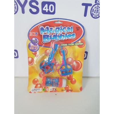 Мыльные пузыри с формами CRD 8821A К33627