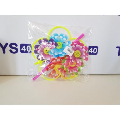 Вертушка Цветочки,40018