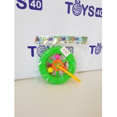 Каталка Колесо Toys простое