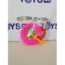 Каталка Колесо Toys свет