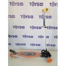 Самокат трехколесный 017/016/016-1