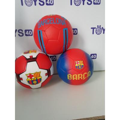 Мяч футбол.Барса-Реал 6856
