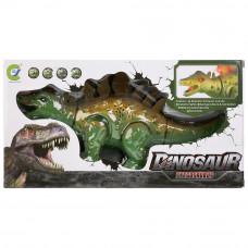 Динозавр н/б, свет+звук, ходит,1810B252