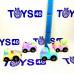 Игрушка инерц. Машинки Мульти, 199-3
