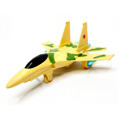 Самолетик н/б свет и звук,  2025B