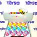 Игрушка заводная Пчелка, 2226-A2