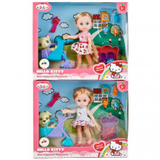 "Кукла ""Карапуз"" Hello Kitty Машенька с пит MARY63002-HK"
