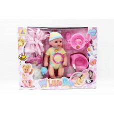 Игр. набор Кукла с аксес., КТ3000
