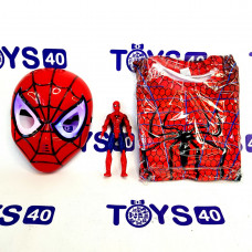 Набор Супергерой+одежда, 3033/3034/3036