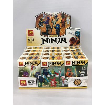 Конструктор NINJA, 31035