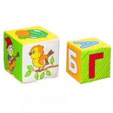"Игрушка кубики ""Мякиши"" Р31612"
